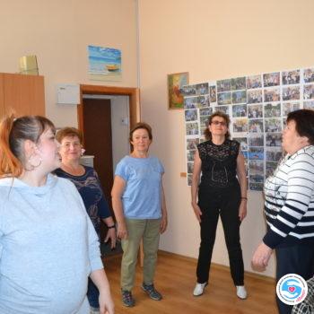 Новини - В офісі Фонду пройшло заняття по фейс-фітнесу | Фонд Інна