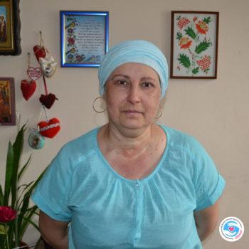 Їм потрібна допомога - Настич Оксана Іванівна | Фонд Інна - Благодійний фонд допомоги онкохворим
