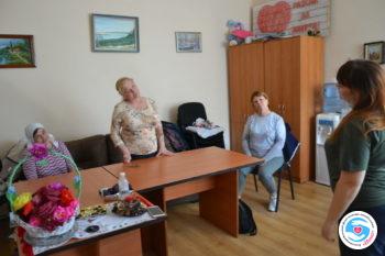 Новини - Планове заняття по арт-терапії пройшло в Фонді   Фонд Інна
