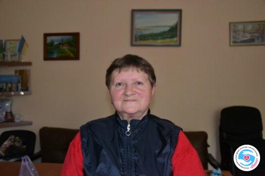 Їм потрібна допомога - Решетнік Лідія Івановна | Фонд Інна