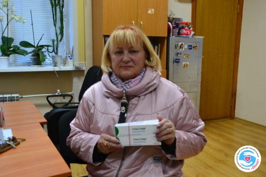 Новости - Лекарство для Шеиной Надежды | Фонд Инна