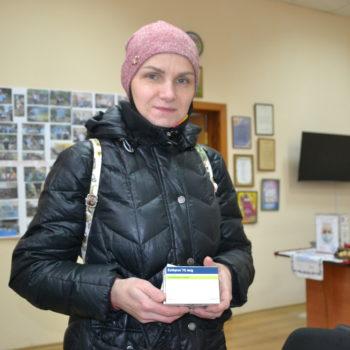 Новости - Лекарство для Булденко Людмилы | Фонд Инна