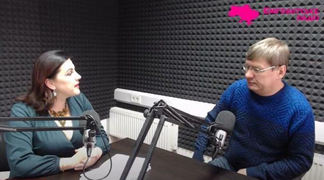 Новости - Фонд «Инна» в эфире «Эмигрантского радио» | Фонд Инна