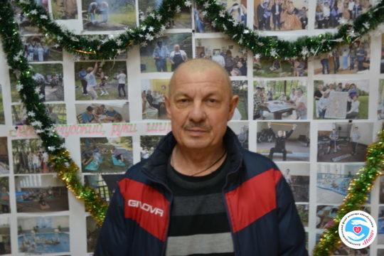 Їм потрібна допомога - Хижняк Григорій Миколайович | Фонд Інна