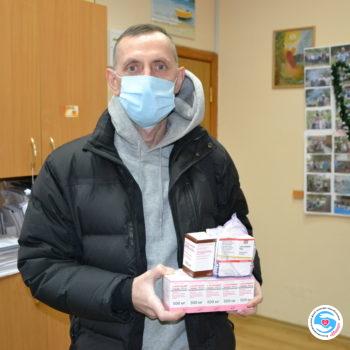 Новини - Медпрепарати для Кравченко Олександра | Фонд Інна