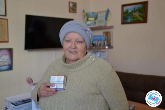 Новости - Лекарство для Швыдкой Зои | Фонд Инна