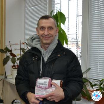 Новости - Партия лекарств для Кравченко Александра | Фонд Инна - Благотворительный фонд помощи онкобольным