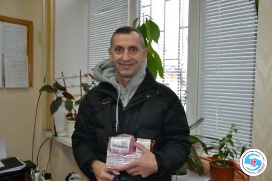 Новини - Партія ліків для Кравченко Олександра | Фонд Інна