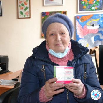 Новости - Лекарства для Шелест Людмилы | Фонд Инна - Благотворительный фонд помощи онкобольным