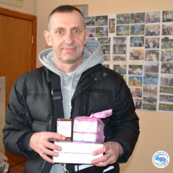 Новости - Лекарства для Александра Кравченко | Фонд Инна - Благотворительный фонд помощи онкобольным