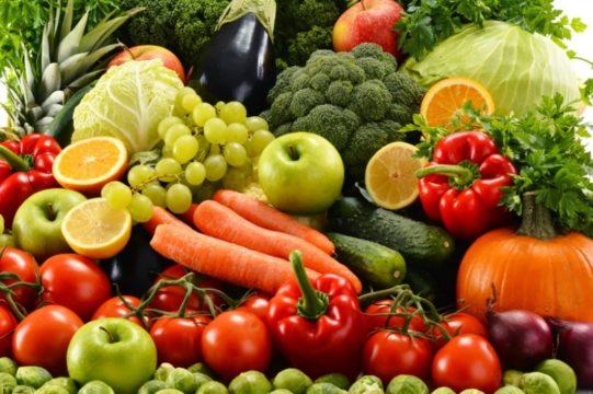 Стремление жить - Диета «пять порций в день» снижает риск рака | Фонд Инна