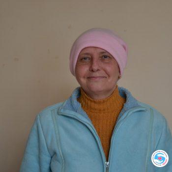 Им нужна помощь - Коврижных Янина Ивановна | Фонд Инна - Благотворительный фонд помощи онкобольным