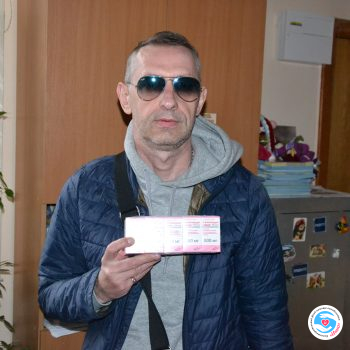 Новости - Очередной препарат для Кравченко Александра | Фонд Инна - Благотворительный фонд помощи онкобольным