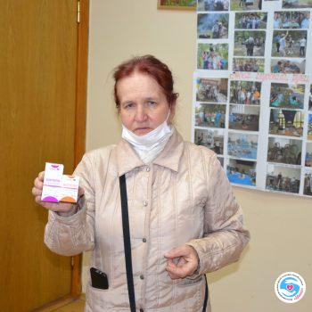 Новини - Ліки для Кудрявцевої Лесі | Фонд Інна - Благодійний фонд допомоги онкохворим