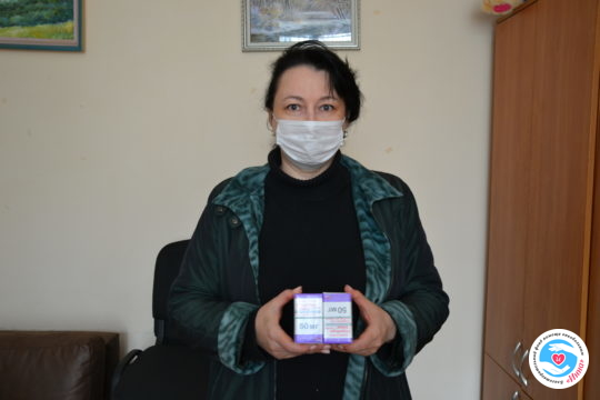 Новости - Лекарство для Паперного Анатолия | Фонд Инна