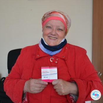 Новости - Медпрепарат для Швыдкой Зои | Фонд Инна - Благотворительный фонд помощи онкобольным