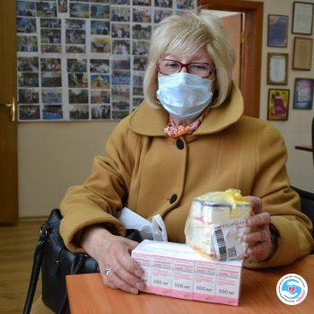 Новости - Лекарства для Маслюк Валентины   Фонд Инна - Благотворительный фонд помощи онкобольным