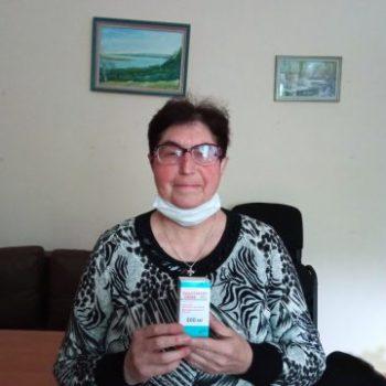 Новини - Ліки для Шкуропат Тетяни | Фонд Інна - Благодійний фонд допомоги онкохворим