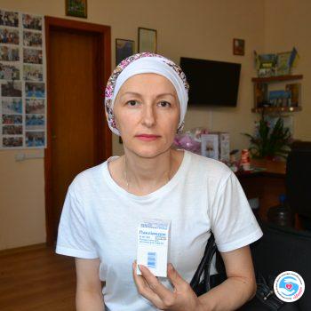 Новости - Лекарство для Фесенко Натальи | Фонд Инна - Благотворительный фонд помощи онкобольным