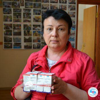 Новости - Лекарство для Мищенко Бориса | Фонд Инна - Благотворительный фонд помощи онкобольным