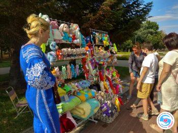Акции - Итоги ярмарки добра в День Независимости | Фонд Инна