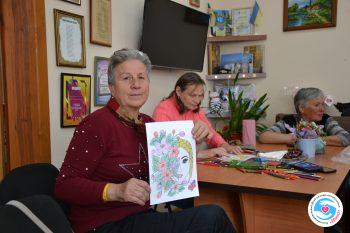 Новости - Вязание и рисование как методы реабилитации   Фонд Инна
